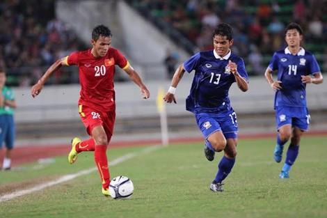 Nations Cup 2016: U-21 Việt Nam lại 'vay nợ' người Thái - ảnh 1