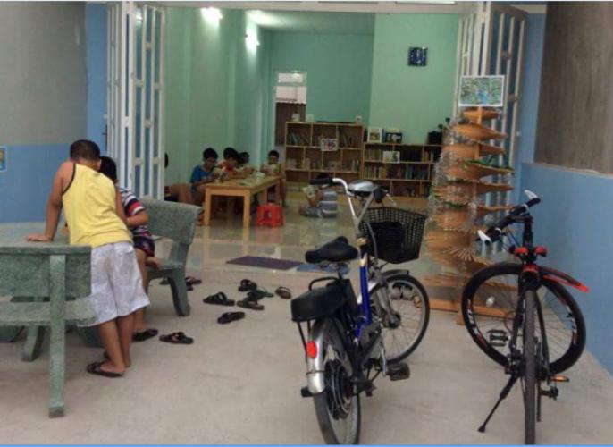 Thư viện sách miễn phí của một người mẹ trẻ - ảnh 3