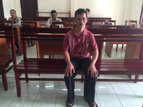 Hoàng Trọng Nghĩa tại tòa