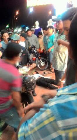 Thanh niên phá tủ tiệm vàng bị bắt