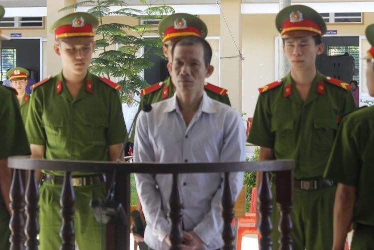 Tô Huy Cường hầu tòa vì hành hung vợ