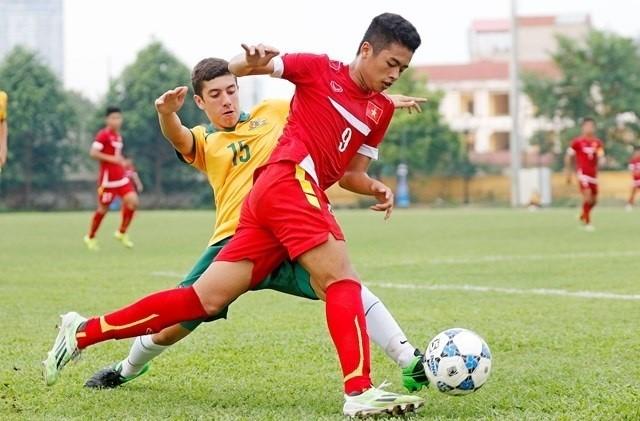 U-16 Việt Nam gây ấn tượng mạnh với trận thắng U-16 Úc 3-0