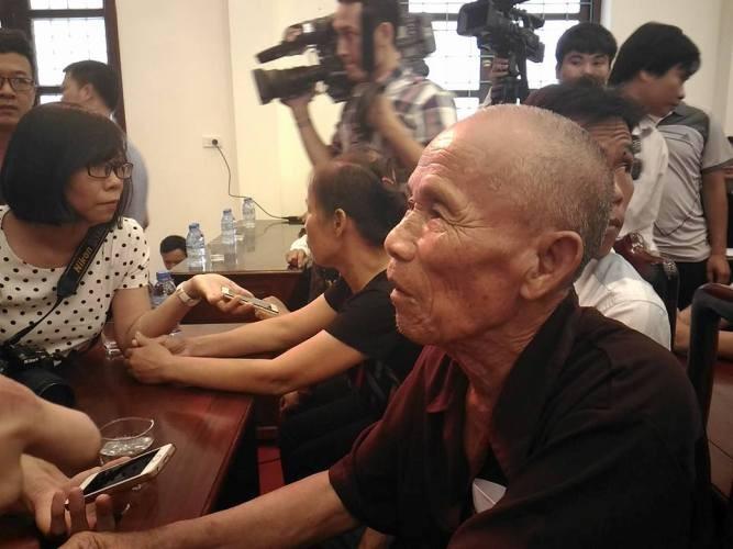 Công khai xin lỗi tử tù 43 năm Trần Văn Thêm - ảnh 5
