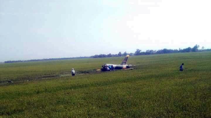 Máy bay quân sự rơi ở Phú Yên, một chiến sĩ hi sinh - ảnh 8