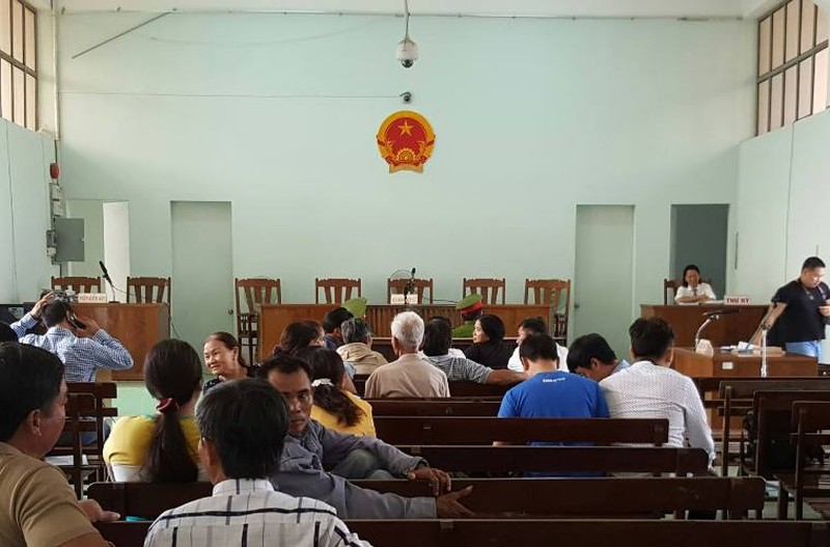 Nguyễn Thọ lãnh án 20 năm tù giam - ảnh 6