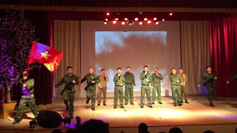 Xuân quê hương yêu thương - Tết Việt đầu tiên ở Nga - ảnh 3