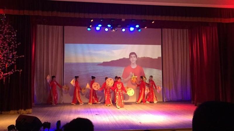 Xuân quê hương yêu thương - Tết Việt đầu tiên ở Nga - ảnh 4