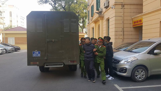 Đang xét xử vụ đại án tham nhũng của Giang Kim Đạt - ảnh 1