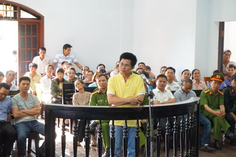 Trần Minh Lợi: Đưa tiền là do bị nhũng nhiễu - ảnh 1
