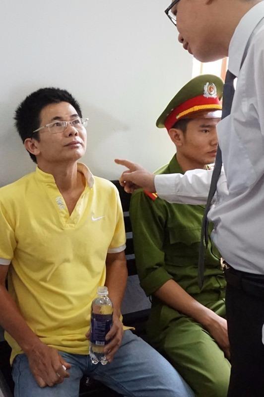 Trần Minh Lợi 'cảm thấy day dứt vì bị cáo An' - ảnh 2