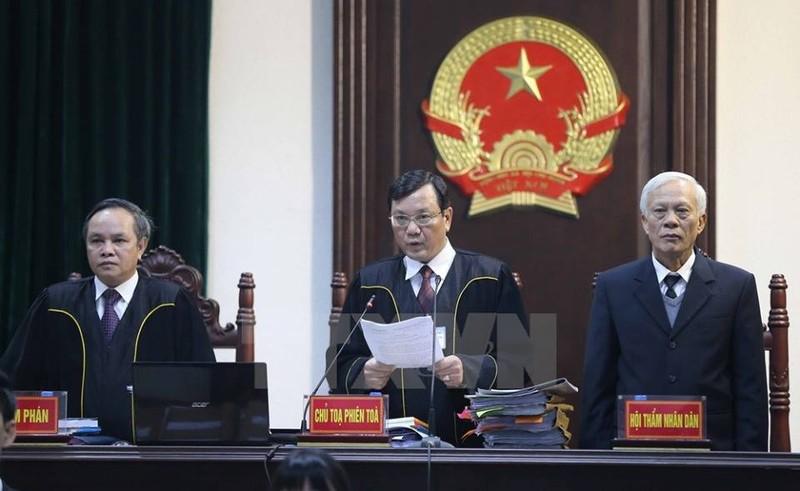 LS của Trịnh Xuân Thanh: Tôi bất ngờ vì kế hoạch xét xử - ảnh 1