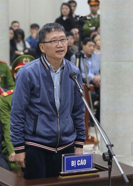 Trịnh Xuân Thanh quyết liệt phủ nhận cầm tiền tỉ - ảnh 1