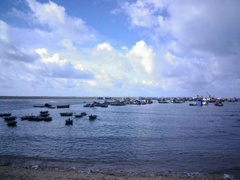 Tìm kiếm CASA 212: Huyện đảo Bạch Long Vĩ huy động tổng lực  - ảnh 5