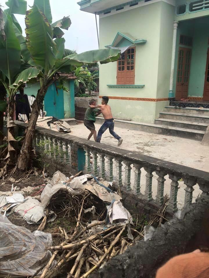 Sự thật vụ con trai đánh cha ở Hải Dương 'gây bão' trên Facebook - ảnh 3