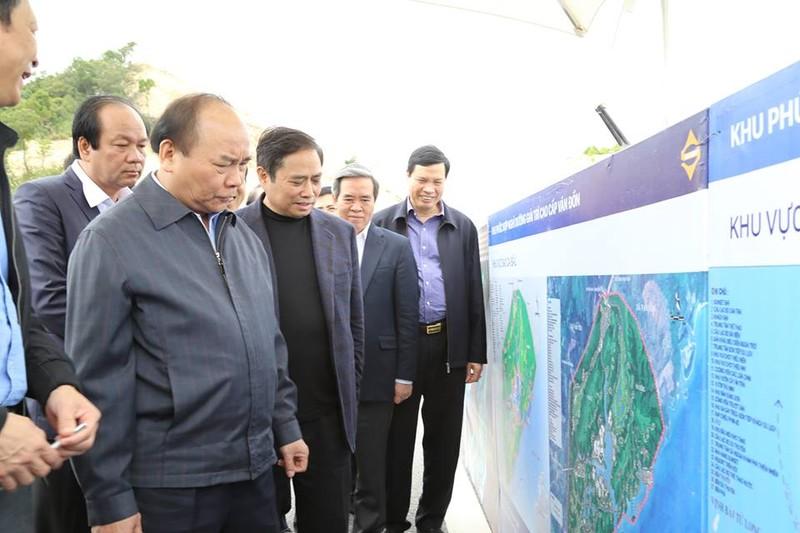 Thí điểm lập cảnh sát du lịch tại Quảng Ninh  - ảnh 1