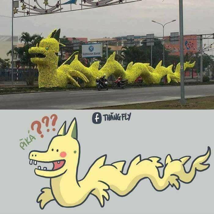 Thực hư con rồng 60 tỉ trang trí đường phố Hải Phòng - ảnh 2