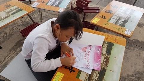 Hải Phòng: Hơn 500 học sinh giỏi dự lễ khai bút  - ảnh 2