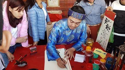 Hải Phòng: Hơn 500 học sinh giỏi dự lễ khai bút  - ảnh 3