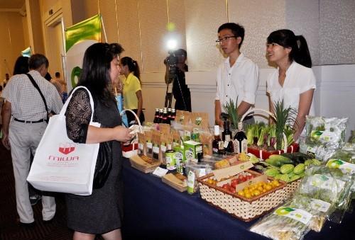Saigon Co.op  đẩy mạnh tiêu thụ sản phẩm hữu cơ an toàn, chất lượng  - ảnh 1