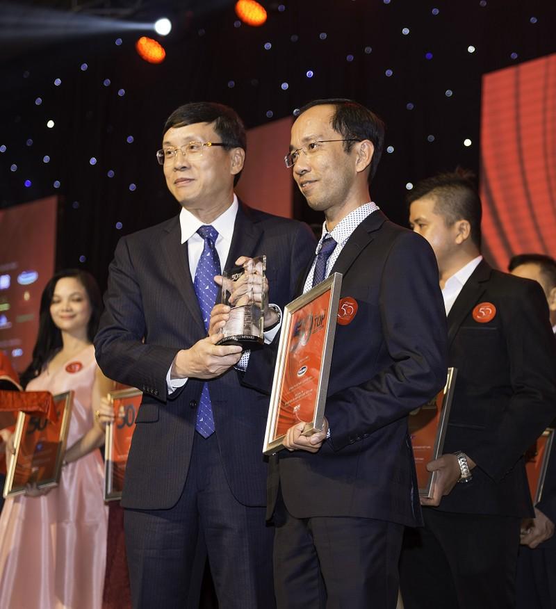 Vinamilk được trao hai giải thưởng danh giá - ảnh 1