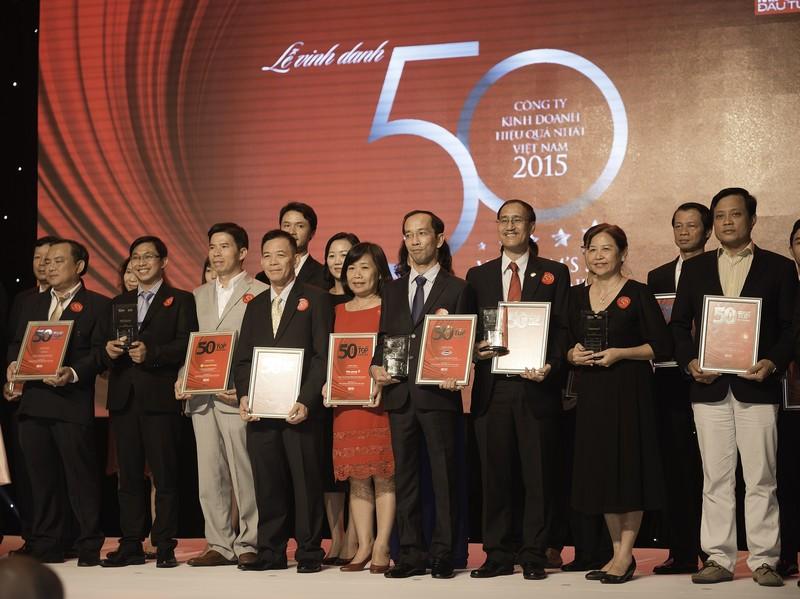 Vinamilk được trao hai giải thưởng danh giá - ảnh 2
