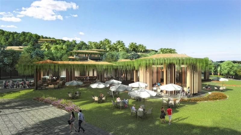 Sun Group khai trương nhà mẫu biệt thự nghỉ dưỡng và condotel Phú Quốc - ảnh 1