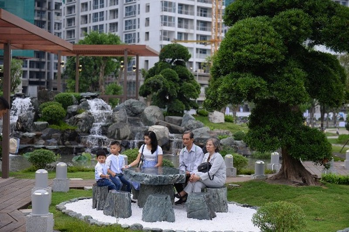 Đại nhạc hội hoành tráng đón chào công viên 'khủng' - ảnh 3