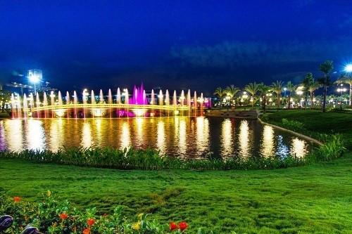 Đại nhạc hội hoành tráng đón chào công viên 'khủng' - ảnh 9