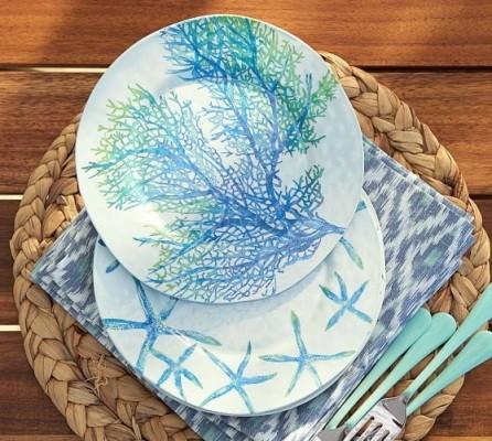 5 lợi ích lên ngôi của bát đĩa nhựa melamine - ảnh 2
