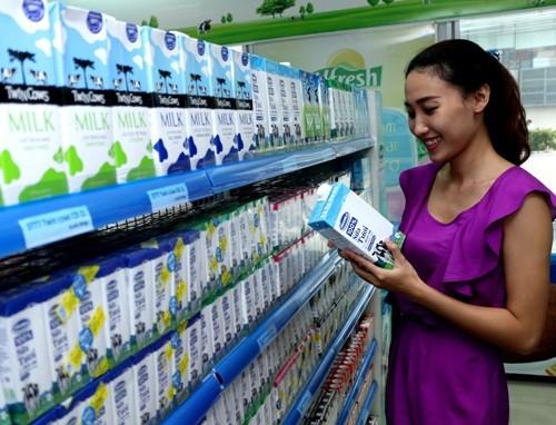Vinamilk: Giấc mơ toàn cầu hóa thương hiệu - ảnh 1