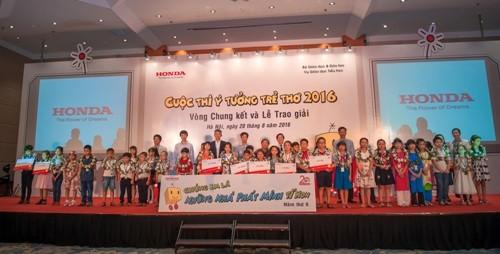 Những tài năng nhí ở chung kết Ý tưởng trẻ thơ 2016 - ảnh 2