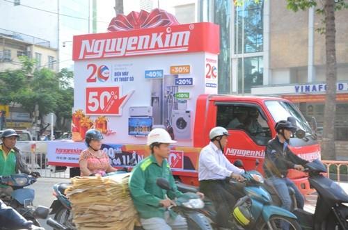 Nguyễn Kim: Tiên phong xây dựng kênh bán lẻ hiện đại ngành điện máy - ảnh 1