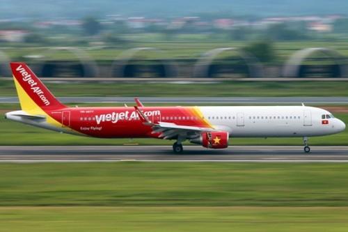 VietJet bán 600.000 vé giá từ 0 đồng - ảnh 1