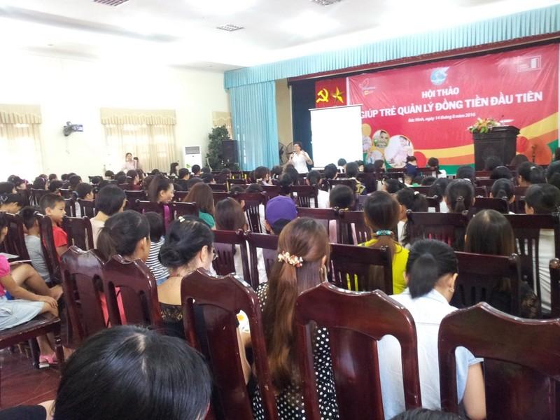 Home Credit tổ chức hội thảo về tài chính cho trẻ - ảnh 2