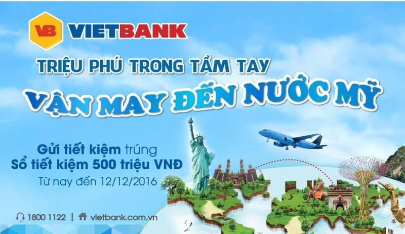 Cơ hội du lịch Mỹ cùng VietBank - ảnh 1