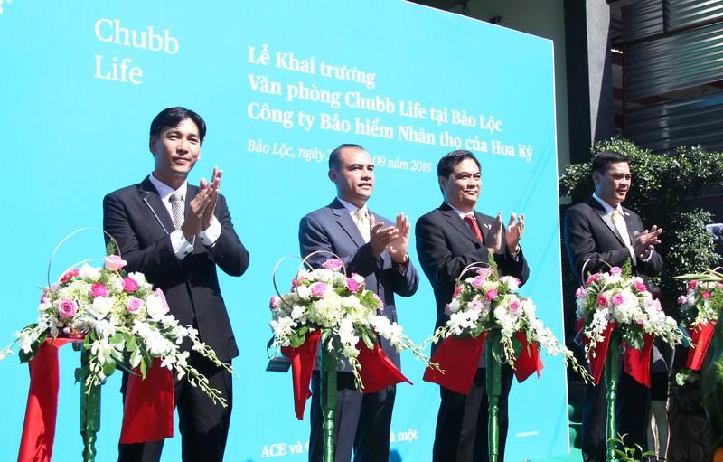 Chubb Life Việt Nam khai trương văn phòng Bảo Lộc - ảnh 1