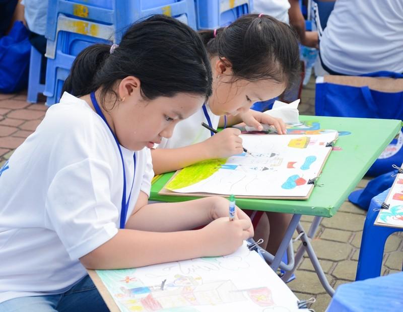Gia tăng nhận thức học sinh về bảo vệ môi trường - ảnh 1