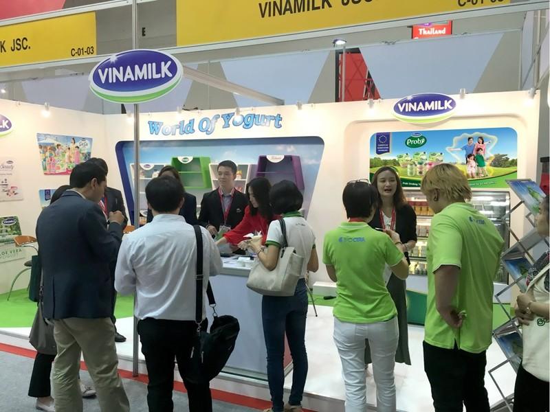 Người Thái làm quen với sữa chua Việt Nam - ảnh 2