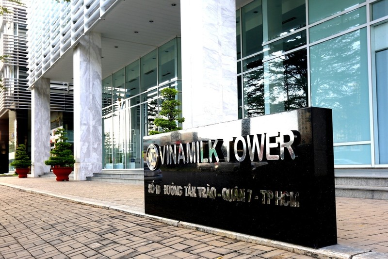 Vinamilk đứng đầu tốp 10 doanh nghiệp niêm yết uy tín  - ảnh 1
