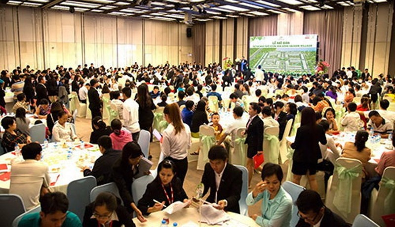 Nhà phố vườn SaiGon Village đón 450 cư dân đầu tiên   - ảnh 1