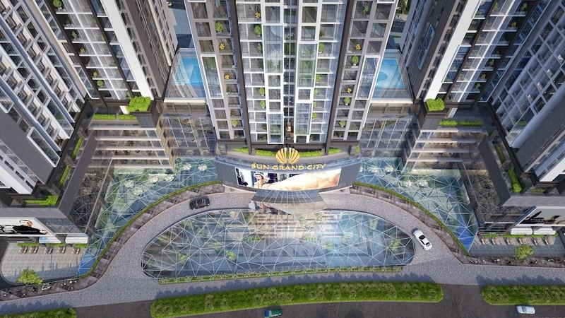 Ra mắt dự án Sun Grand City Ancora Residence - ảnh 1