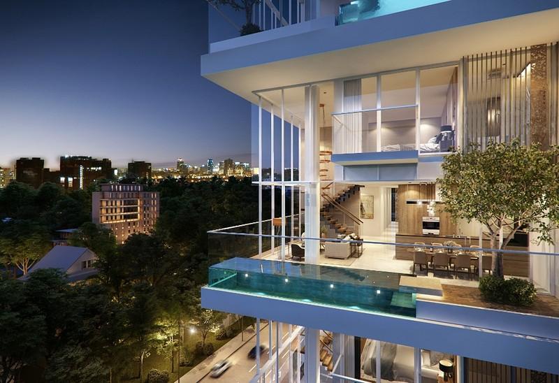 SonKim Land ra mắt dự án Serenity Sky Villas - ảnh 1