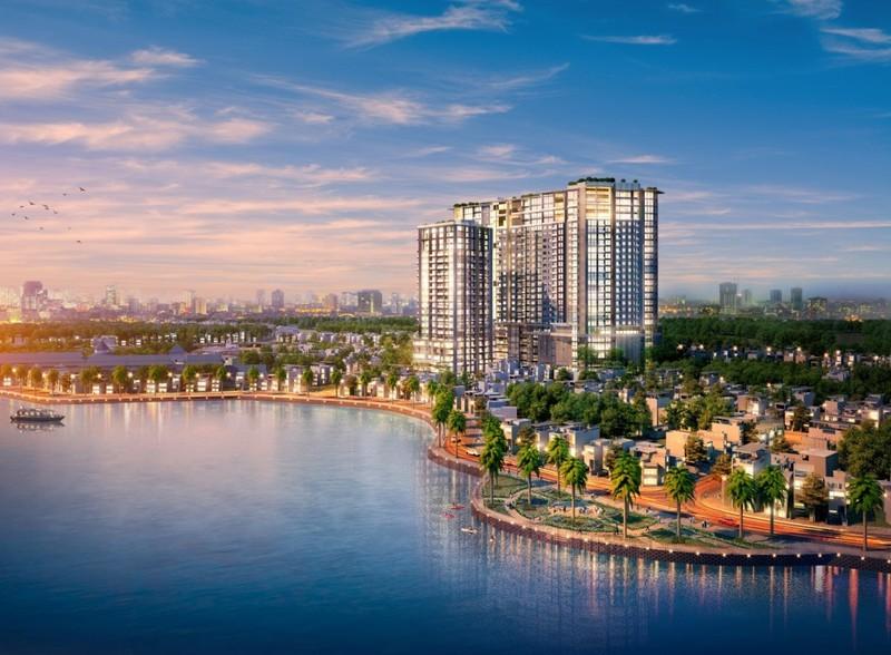 Tùng Dương trở thành cư dân đầu tiên tại Sun Grand City - ảnh 1