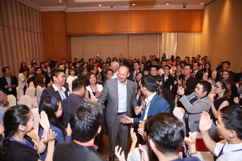Amway: Hành trình 10 năm gắn bó cùng Việt Nam - ảnh 1