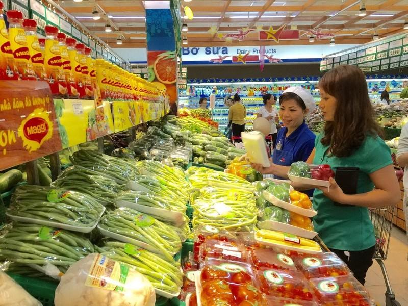 Saigon Co.op kết nối phát triển thực phẩm hữu cơ - ảnh 1