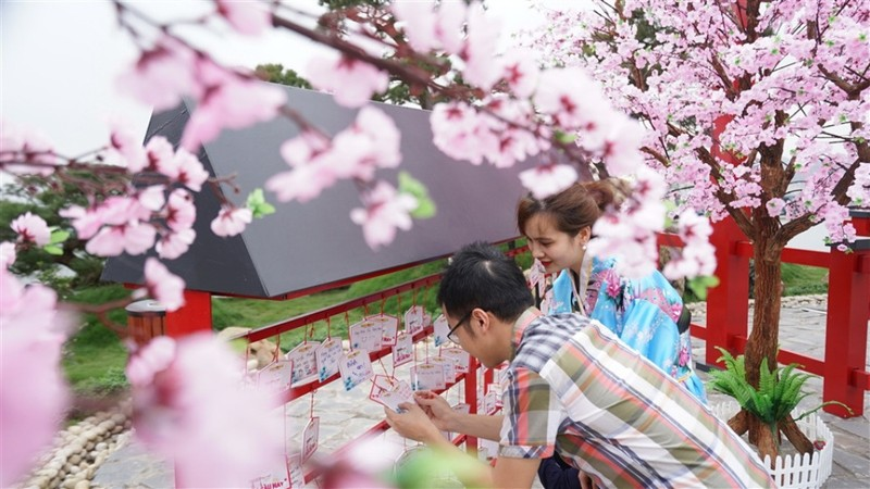 Trải nghiệm văn hóa Nhật Bản ở Sun World Halong Complex - ảnh 2