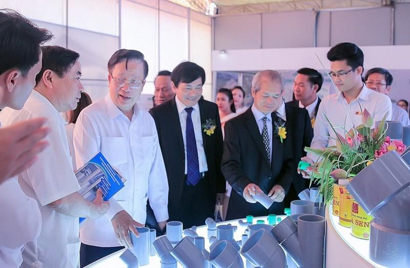 Ống nhựa Hoa Sen: Vươn lên Top đầu sau vài năm sản xuất - ảnh 1