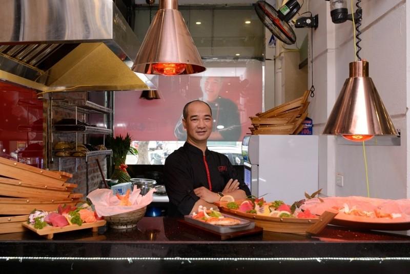 Đà Nẵng: Sắp mở cửa không gian ẩm thực Ngũ hành   - ảnh 1