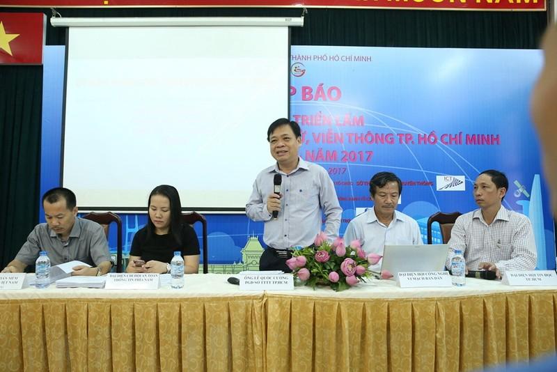 TP.HCM tổ chức hội chợ công nghệ thông tin, viễn thông - ảnh 1
