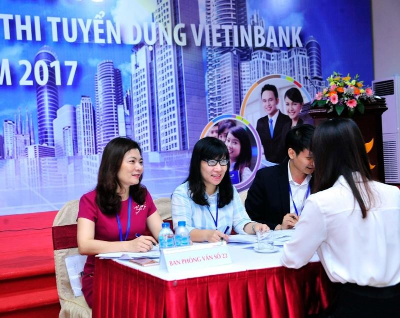 VietinBank tuyển dụng nhân sự nhiều vị trí - ảnh 1
